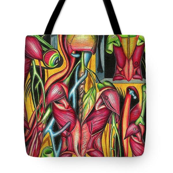 Biological Fusion Tote Bag