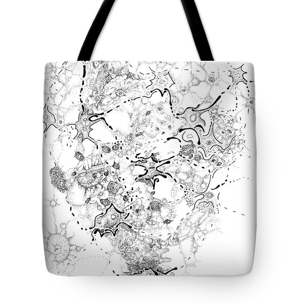 Biology Of An Idea Tote Bag