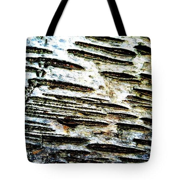 Birch Bark Tote Bag