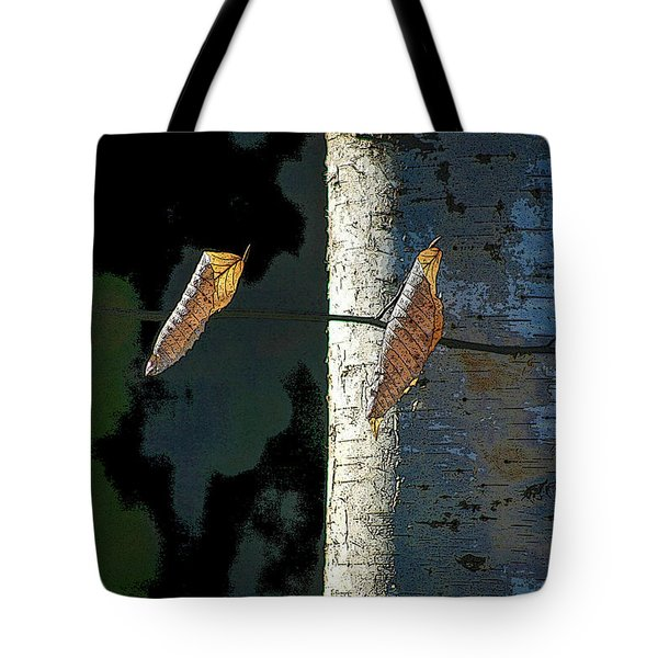 Birch Tote Bag