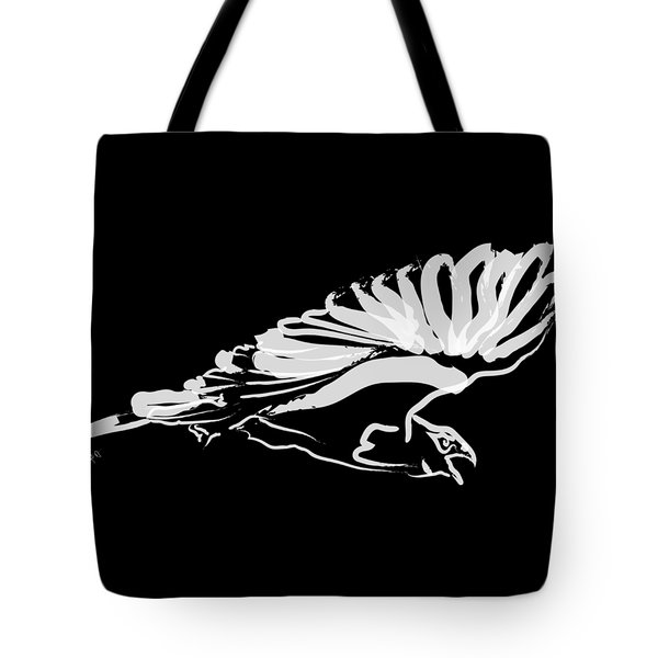Bird Buzzard  Tote Bag