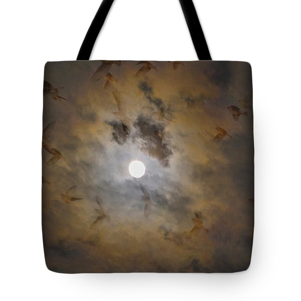 Bird Dreams Tote Bag by Sue McGlothlin