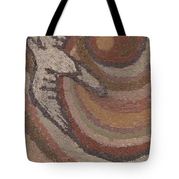 Bird Of Desert Sand Tote Bag by Dawn Senior-Trask