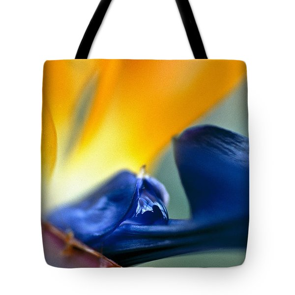 Bird-of-paradise Tote Bag by Heiko Koehrer-Wagner