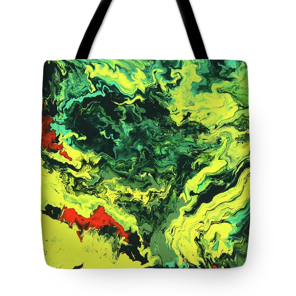 Bird Of Paradise Tote Bag by Ralph White