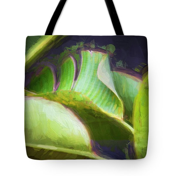 Bird Of Paradise Strelitzia Reginae 001 Tote Bag