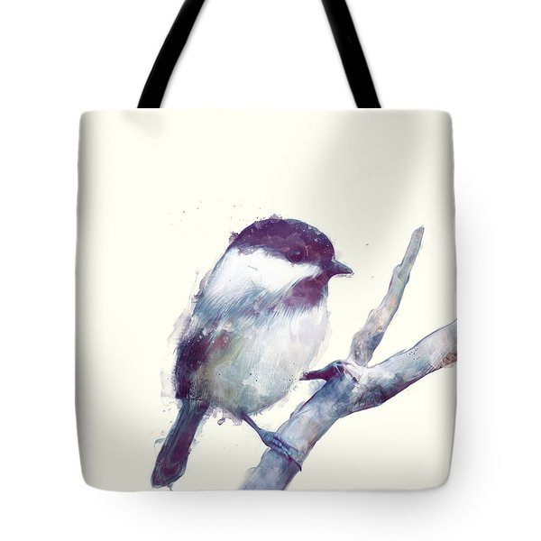 Bird // Trust Tote Bag by Amy Hamilton