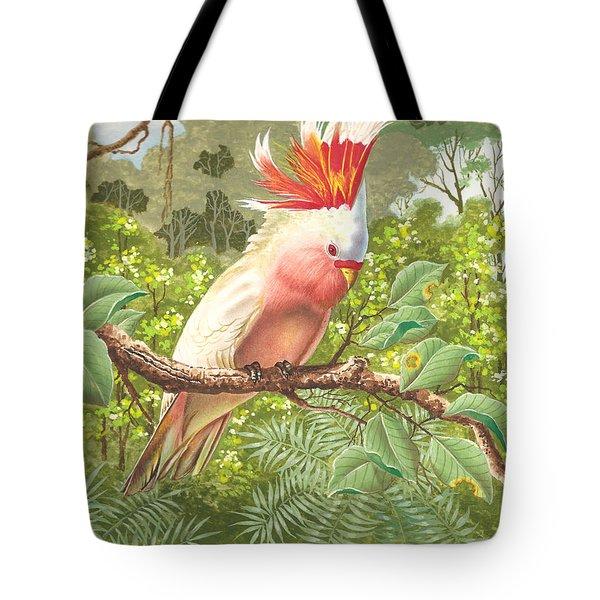 Cakatoo Tote Bag