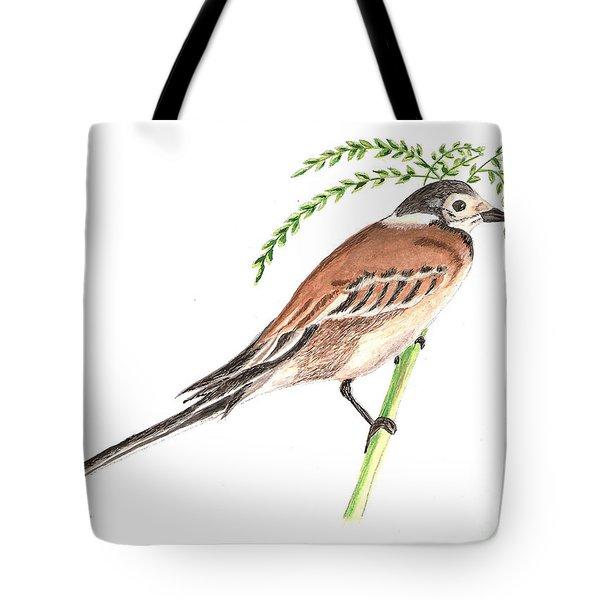 Bisbita Arboreo Tote Bag