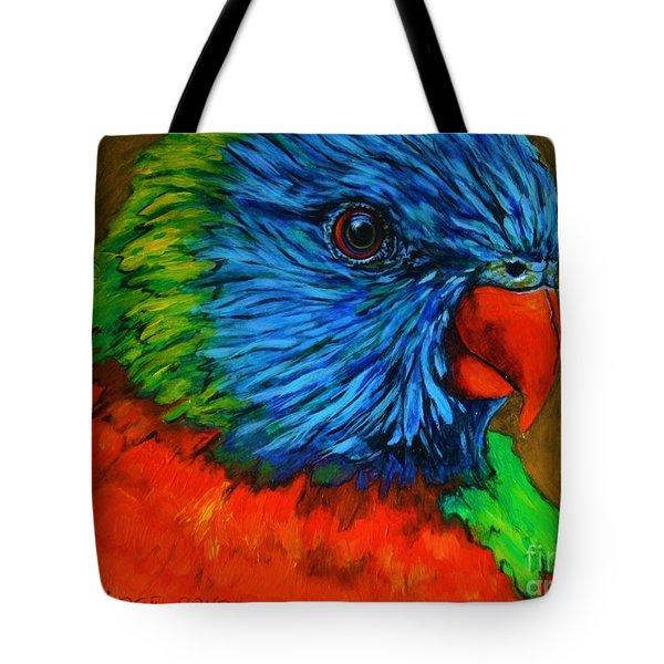 Birdie Birdie Tote Bag