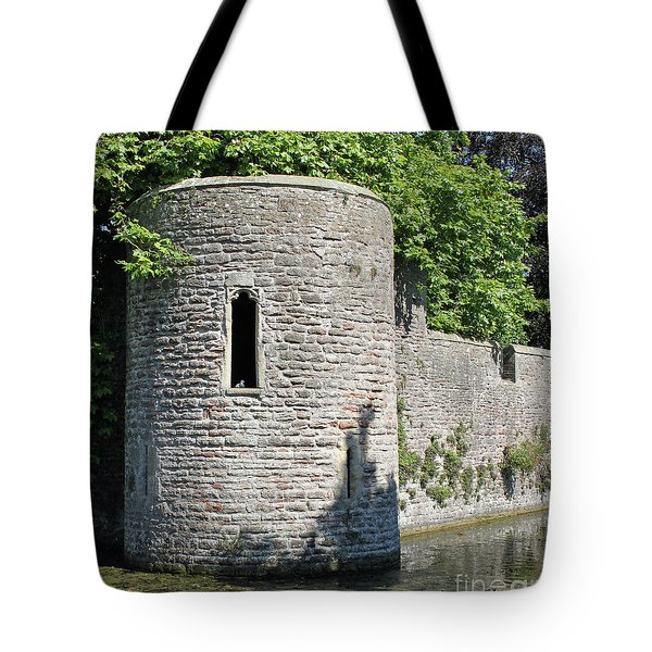 Birds Eye View Tote Bag by Linda Prewer