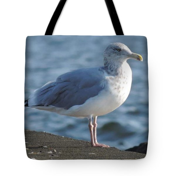 Birds In The Air  Tote Bag