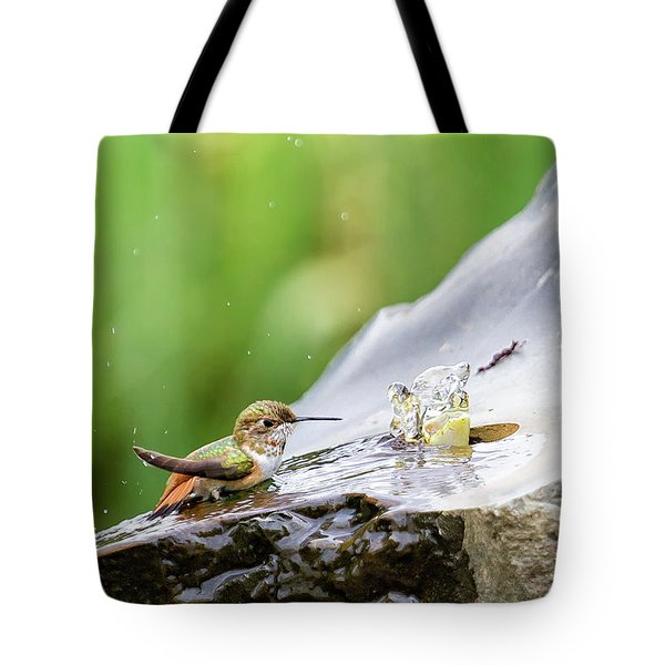 Birds Just Want To Have Fun Tote Bag