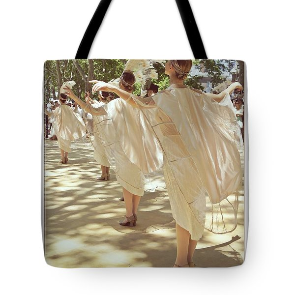Birds Of A Feather Follies Tote Bag