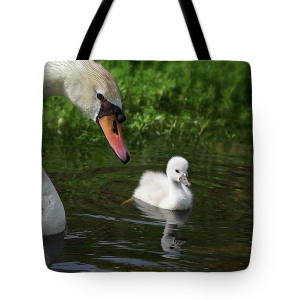Birds Of Feather... Tote Bag