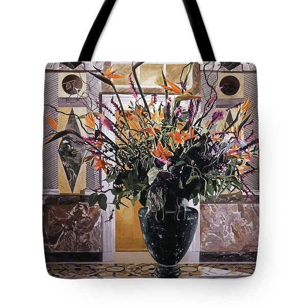 Birds Of Paradise Getty Museum Tote Bag