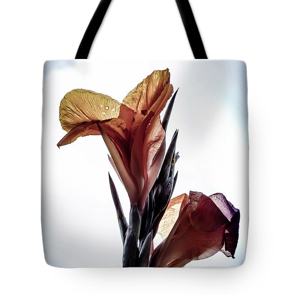 Birds Of Paradise Tote Bag by Stefanie Silva