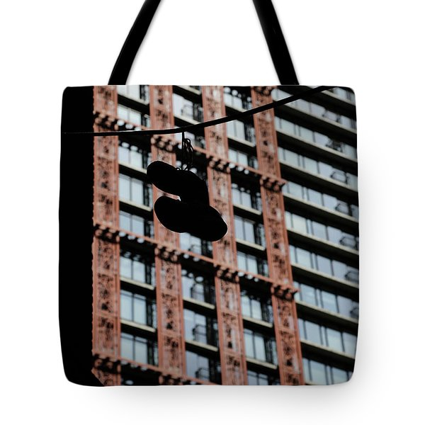 Tote Bag featuring the photograph Birds Of Soul  by Empty Wall
