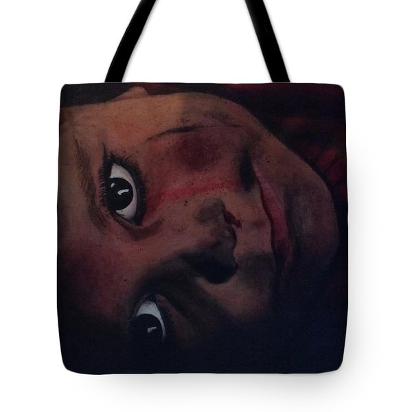 Birds Or Bombs Tote Bag
