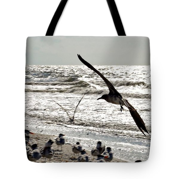 Birds World Tote Bag