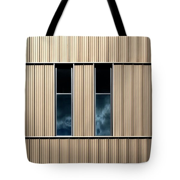 Birmingham Windows 2 Tote Bag