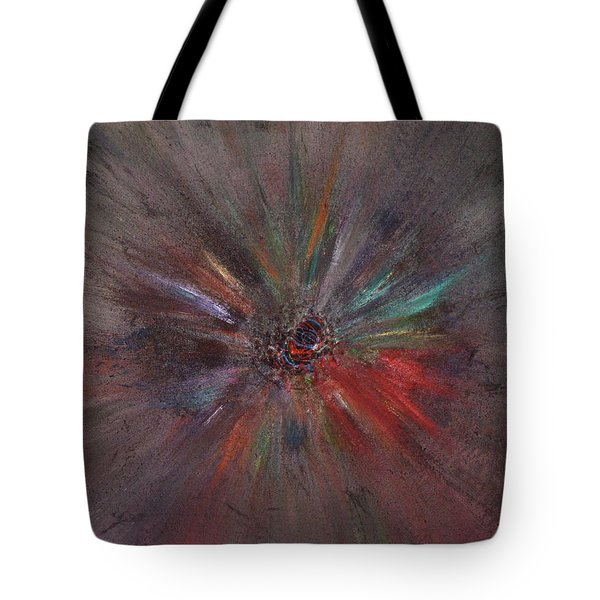 Birth Of A Soul Tote Bag