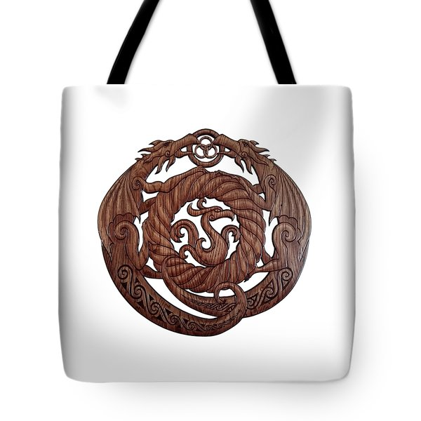 Birth Of The Phoenix Tote Bag