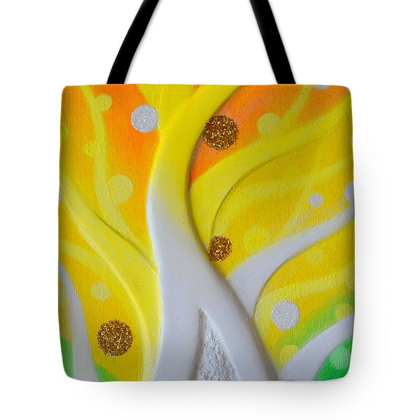 Birth Yellowgold 3 Tote Bag
