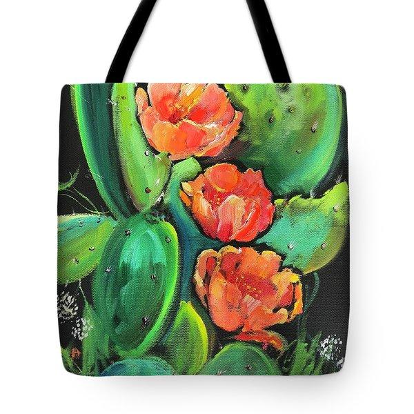 Birthday Blooms Tote Bag