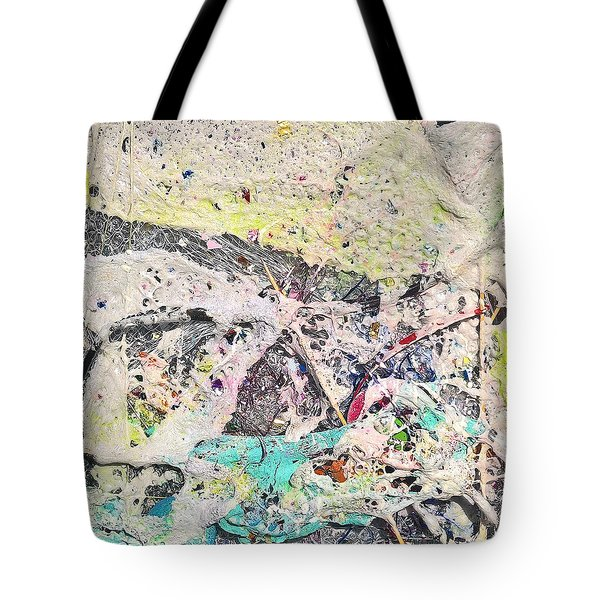 Birthday Cake Tote Bag
