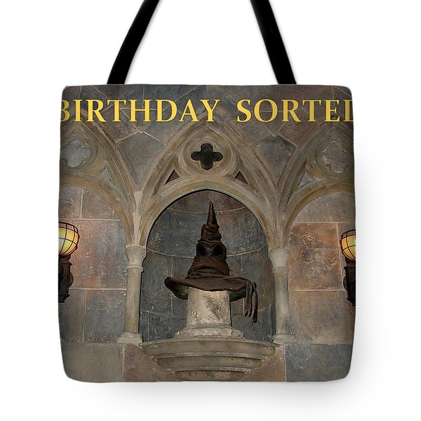 Birthday Sorted Tote Bag