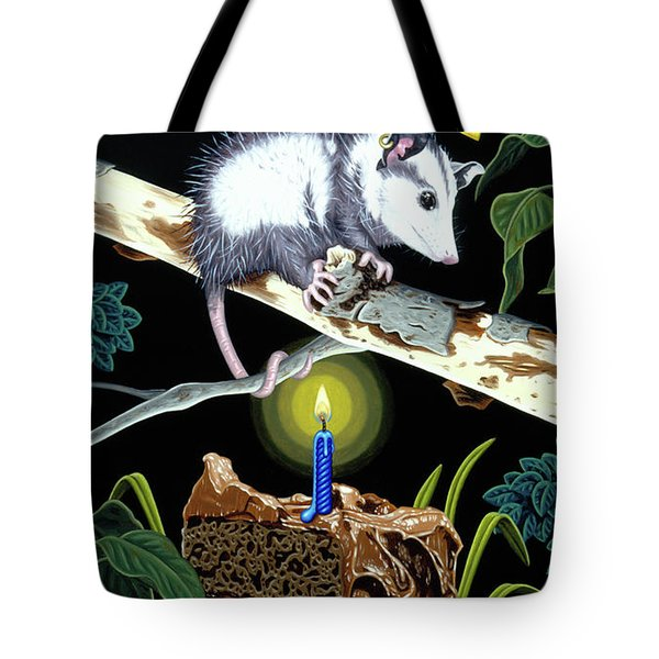 Birthday Surprise Tote Bag