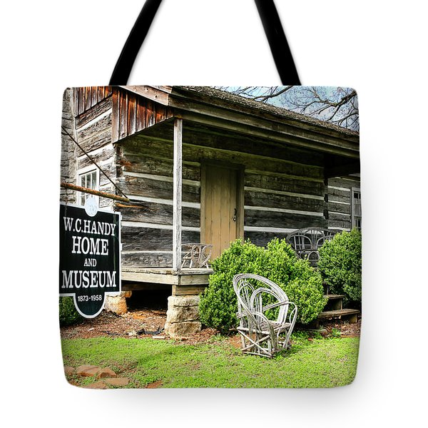 Birthplace Of Wc Handy Tote Bag