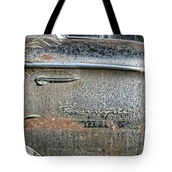 Biscayne Tote Bag by Victor Montgomery