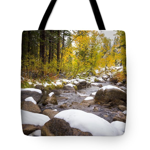Bishop Creek Tote Bag