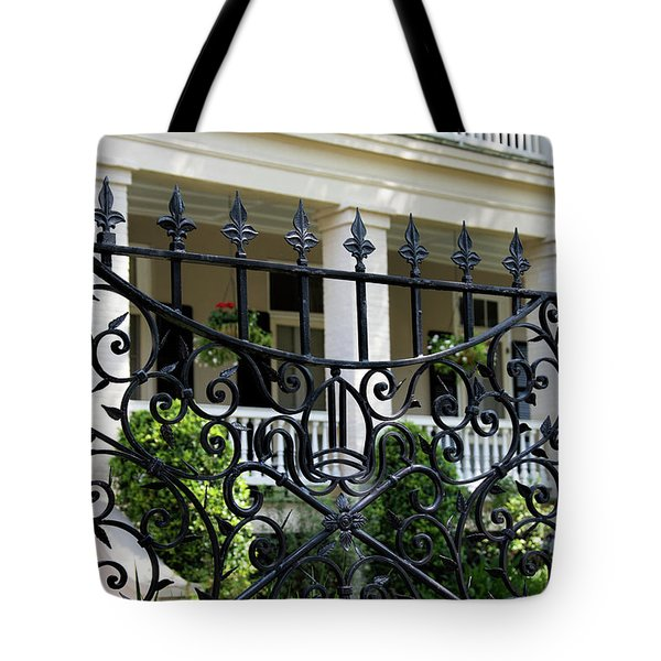 Bishop's Gate Tote Bag