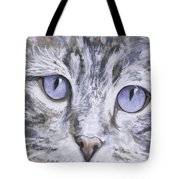 Bisous Tote Bag by Mary-Lee Sanders