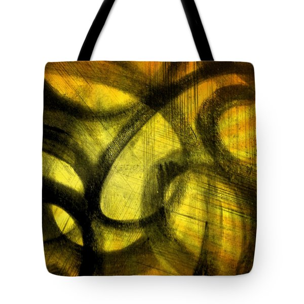 Biting Soul Tote Bag