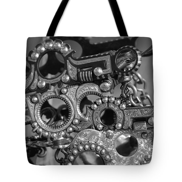 Bits Tote Bag by Diane Bohna