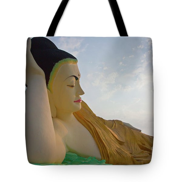 Biurma_d1836 Tote Bag by Craig Lovell