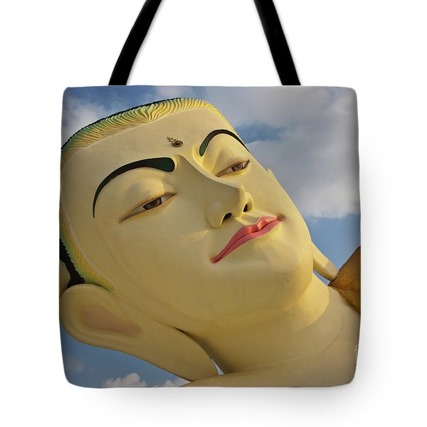 Tote Bag featuring the photograph Biurma_d1838 by Craig Lovell
