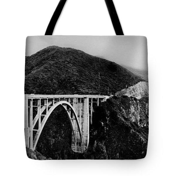 Bixby Bridge - Big Sur - California Tote Bag
