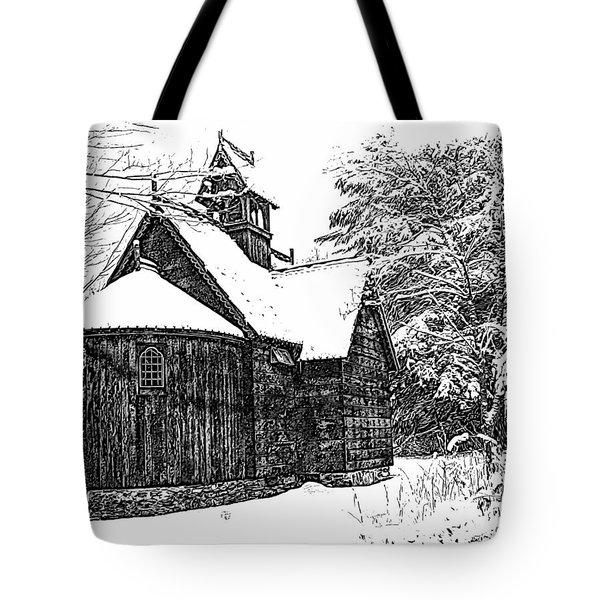 Boynton Chapel Tote Bag