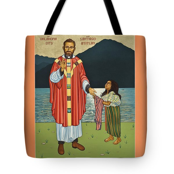 Bl. Stanley Rother - Lwsro Tote Bag