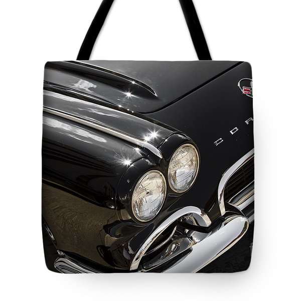 Black '62 Tote Bag
