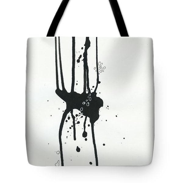 Black And White # 17 Tote Bag