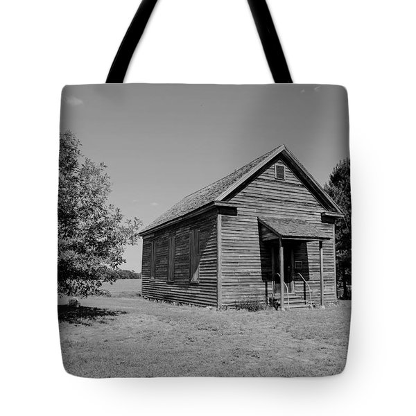 Black And White 108 Tote Bag