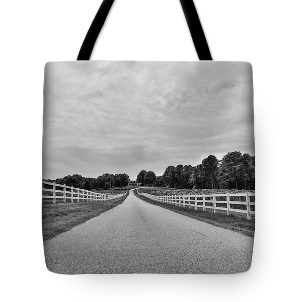 Black And White 134 Tote Bag