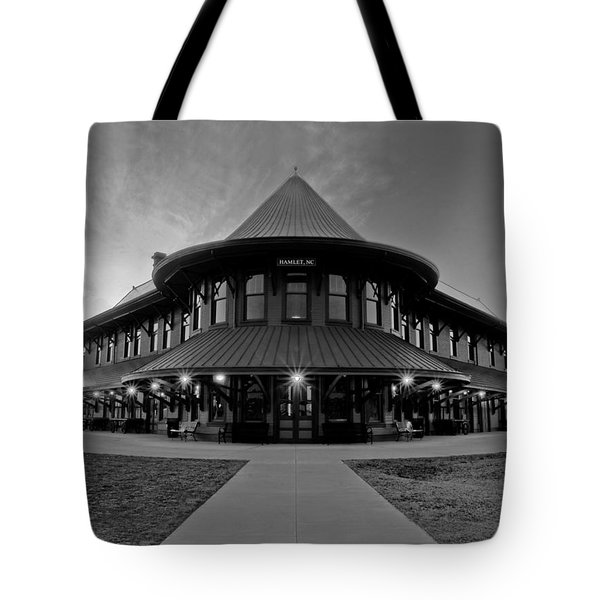 Black And White 139 Tote Bag