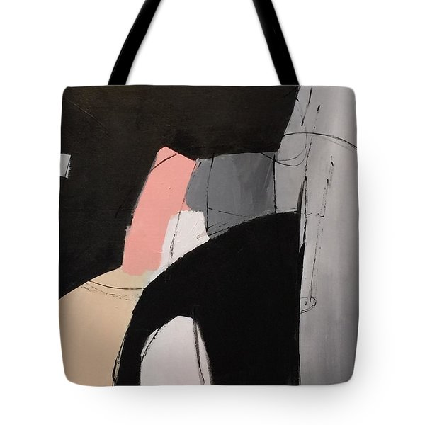 Black And White 2 Tote Bag